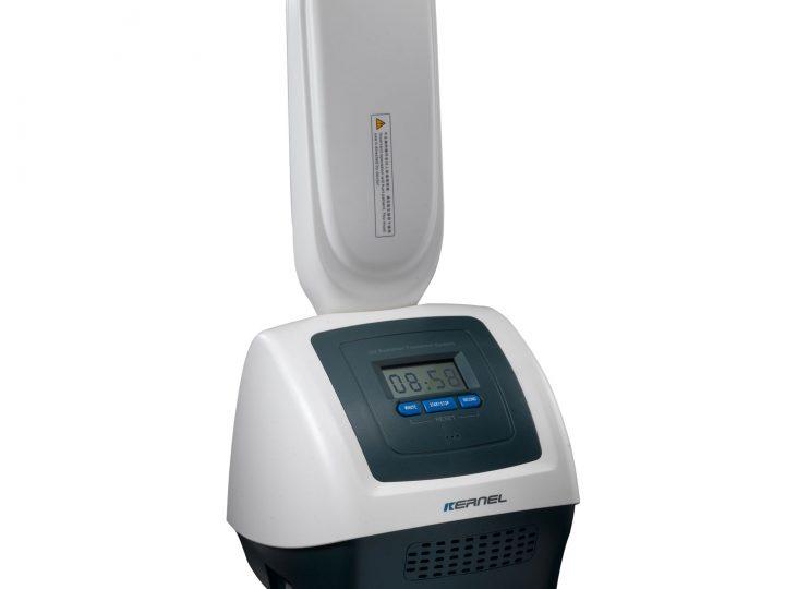 Видеообзор аппарата УФ терапии KN-4006