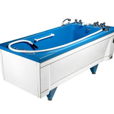 ванна для гидротерапии, ручной подводный массаж, ванна большого объема, ванна для ветеринарии, t-uwm